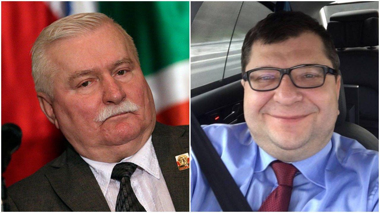 Stonoga w ogniu krytyki prawicy. Po co spotkał się z Wałęsą? (zdjęcia)