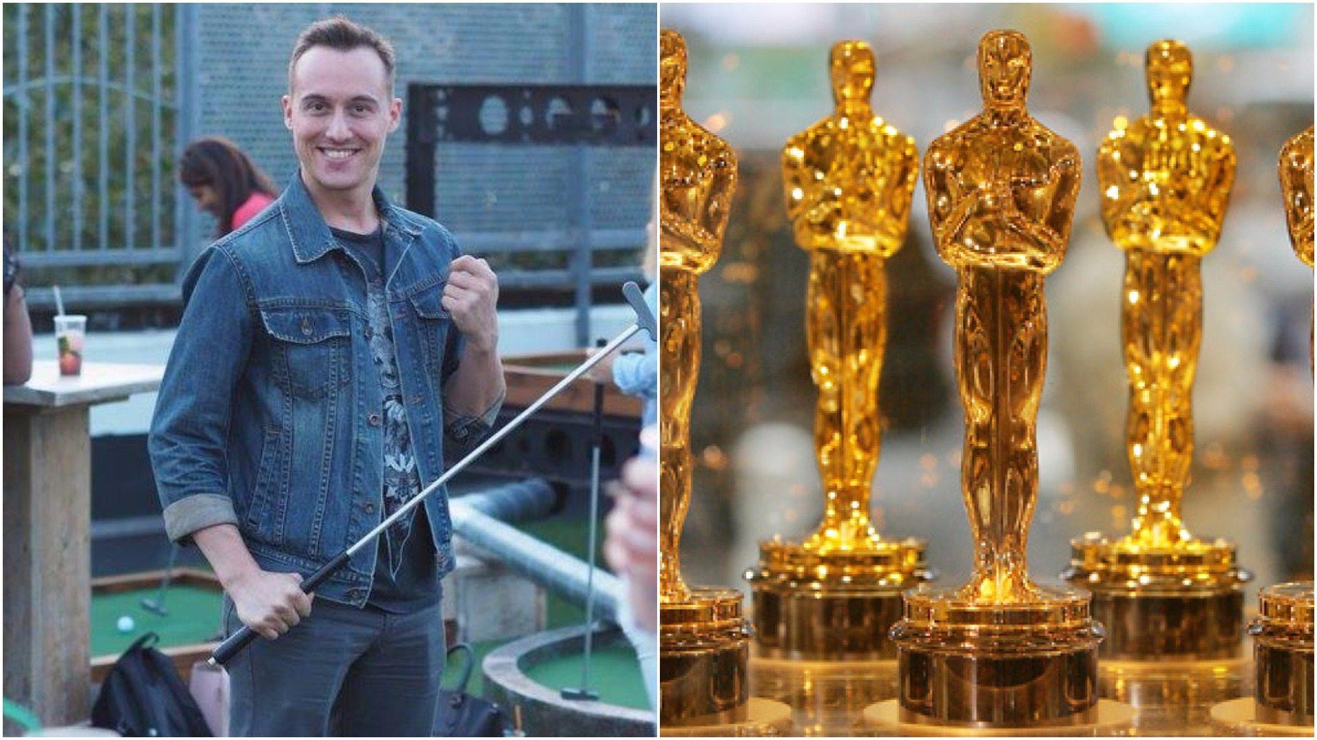 Mało kto o tym wie, ale Polak właśnie dostał Oskara! (video)