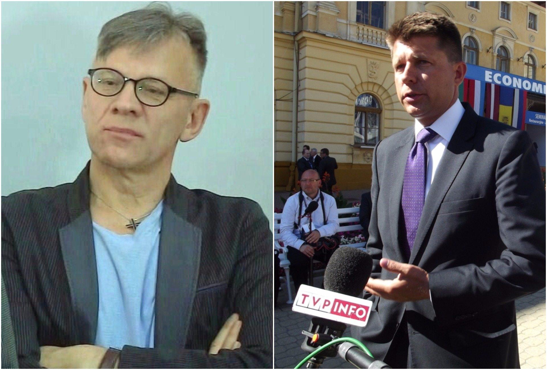 Dziennikarz TVP naraził się Petru. Stracił pracę a jego program usunięto