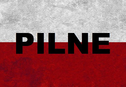 PILNE: Masowa ewakuacja w Warszawie
