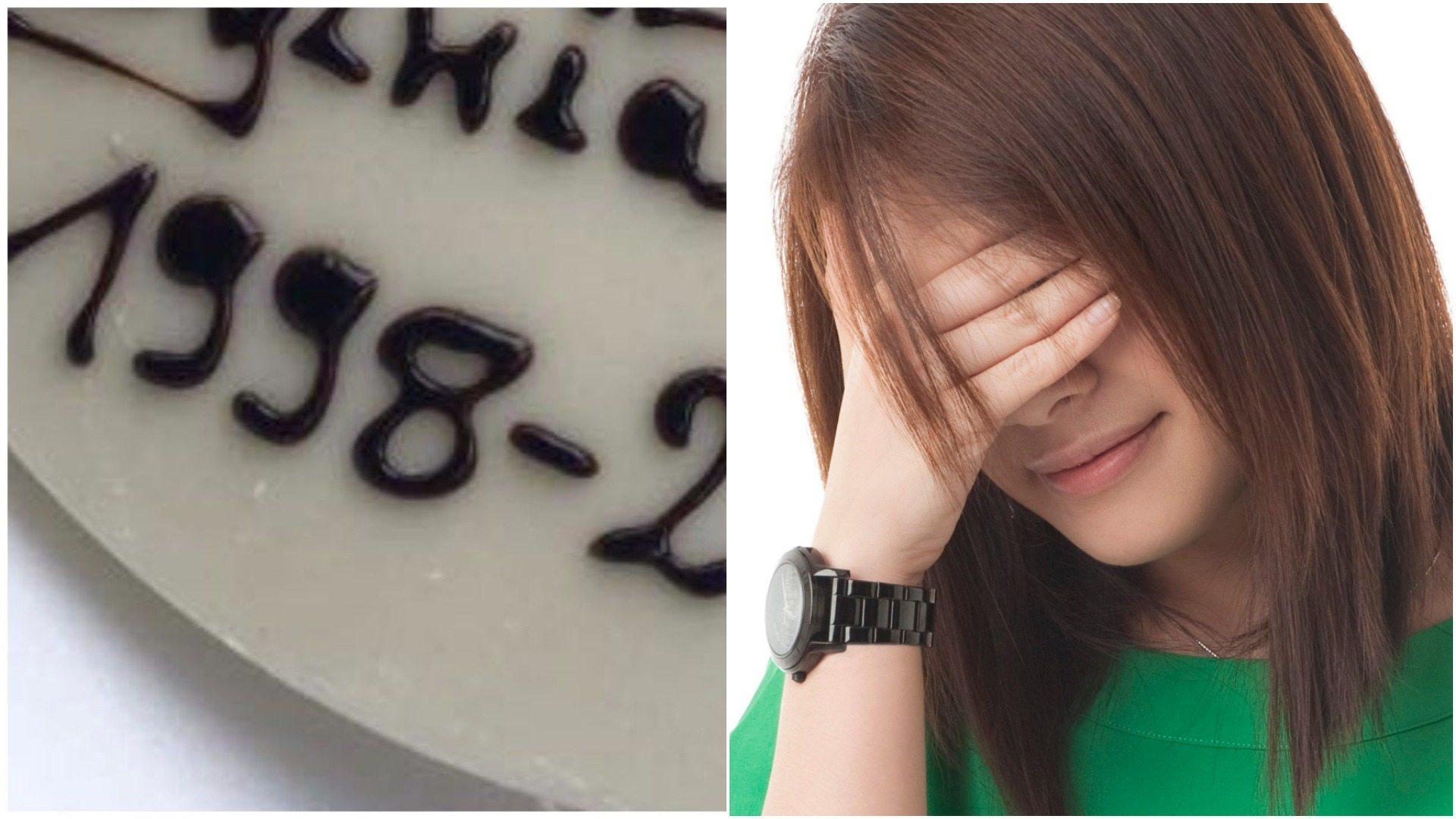 Kuriozalna wpadka cukierników. Nastoletnia Gabi zamówiła u nich tort, a ci…