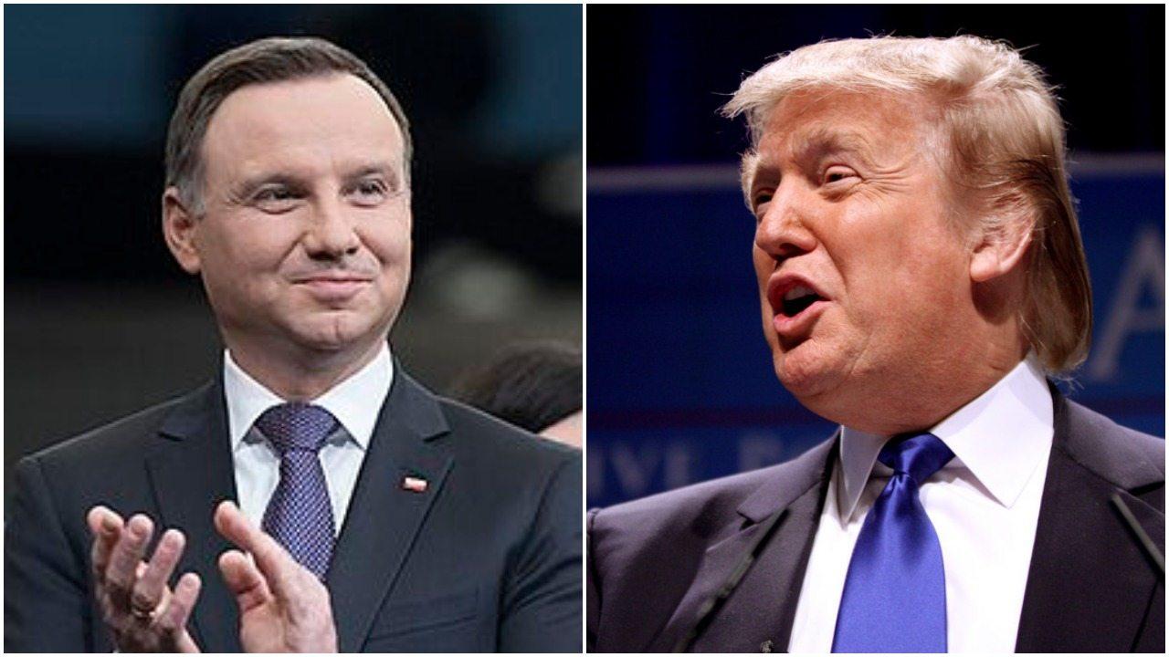 To już oficjalne: Trump przyjedzie do Polski. Wiemy kiedy