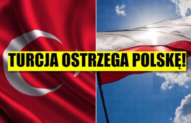 Turcja ostrzega Polskę: Ten człowiek jest dla was większym zagrożeniem niż ISIS