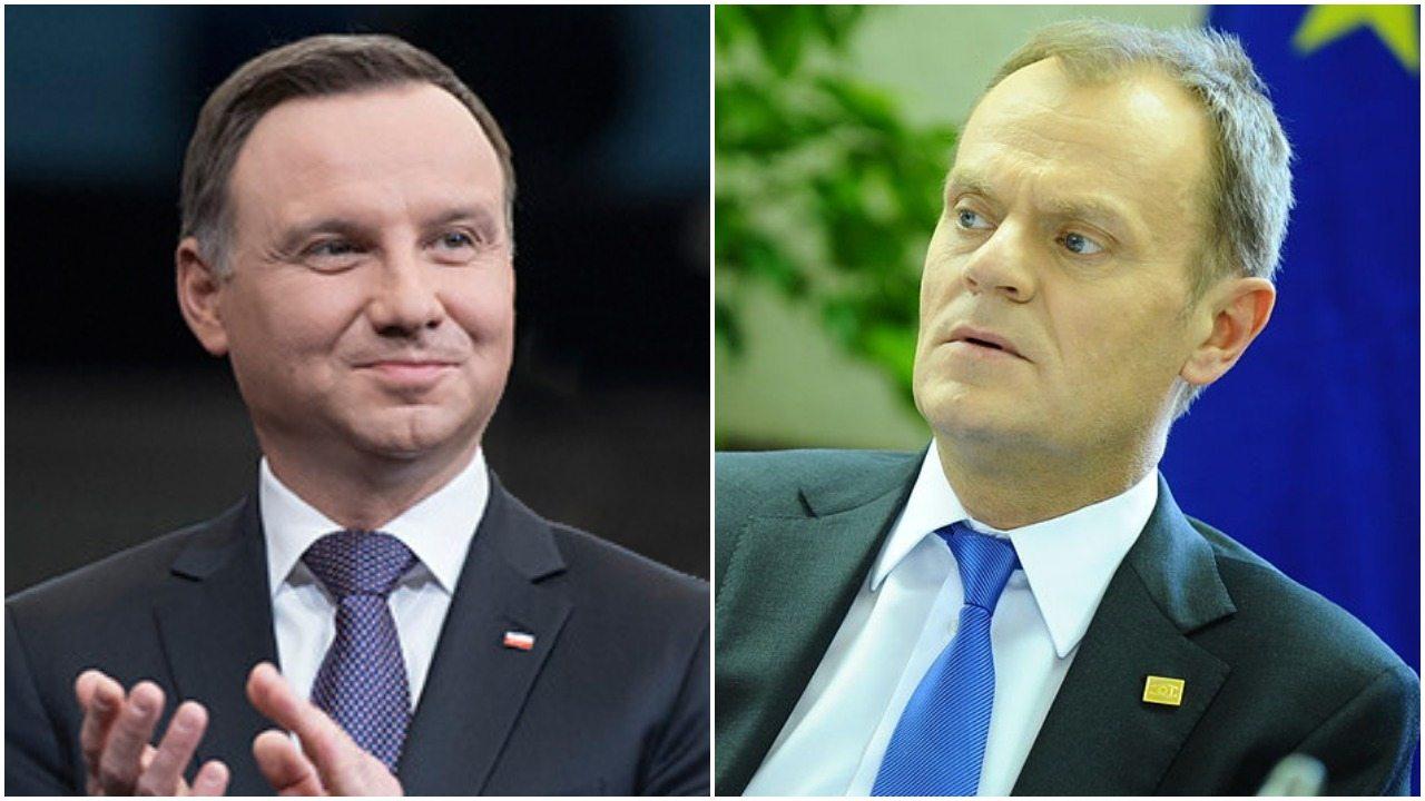 To już pewne. Tusk wróci do Polski, by zagrozić Andrzejowi Dudzie