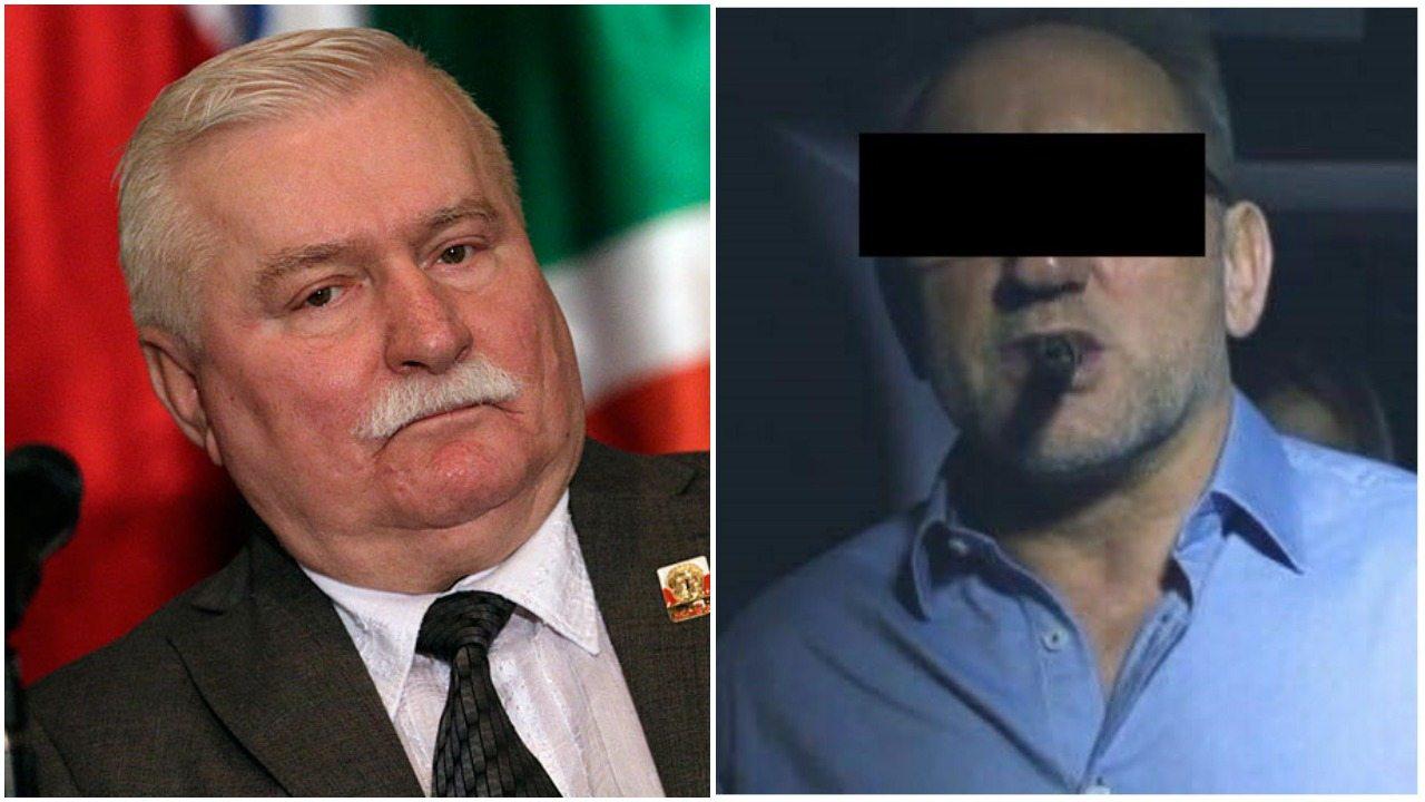 """Wałęsa ujawnia """"wielki spisek"""" i tłumaczy dlaczego ułaskawił bossa pruszkowskiej mafii"""