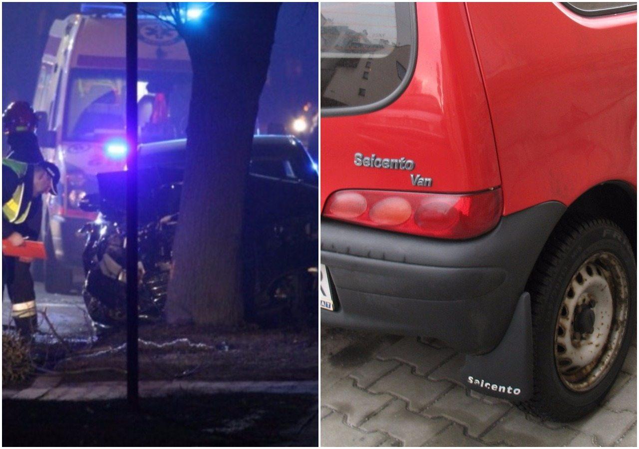 To nie kierowca Seicento spowodował wypadek. Jest relacja nowego świadka
