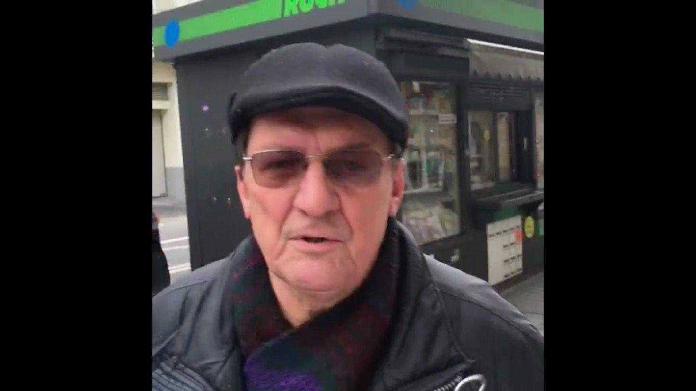Trudno to skomentować. Przeciwnicy KOD zwyzywali posła PO od Polaków (VIDEO)