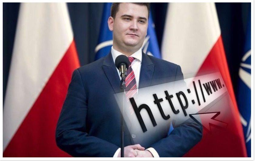 """Misiewicz zarobił więcej niż Kaczyński i zrobił """"bezstronny"""" portal. Wygląda jak serwis gimnazjalisty"""
