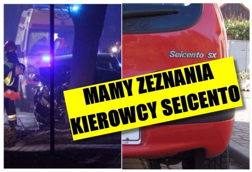 Mamy zeznania kierowcy seicento, który uderzył w limuzynę premier Szydło. Jest ostro!