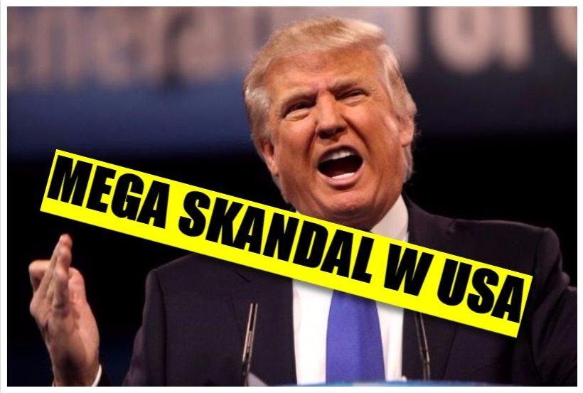 SKANDAL w USA. Bunt przeciwko Trumpowi - wiąże mu ręce jako prezydentowi