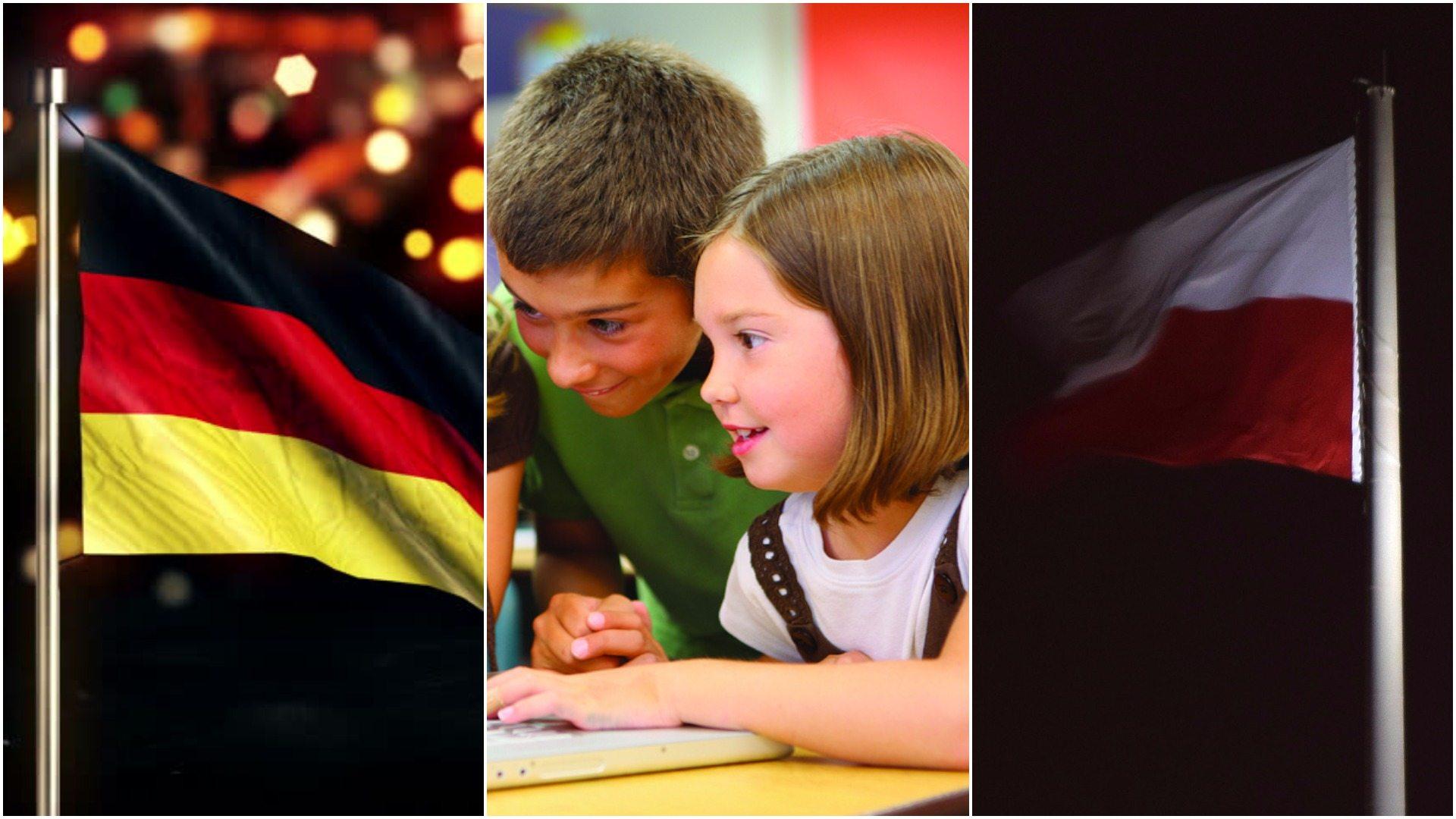"""Niemieckie media: Polskie dzieci wyrosną na """"narodowych tępaków"""""""