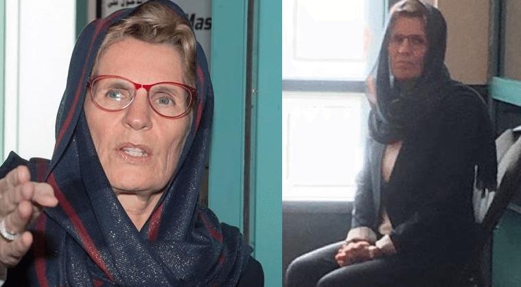 Feministka w geście solidarności odwiedziła meczet. Poniżona szybko MOCNO tego pożałowała