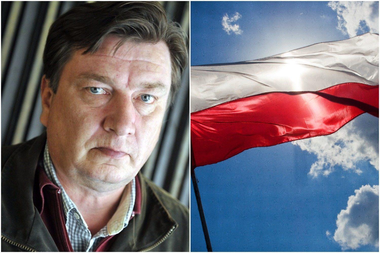 Znany fiński reżyser ostro o Europie. Dostało się również Polakom