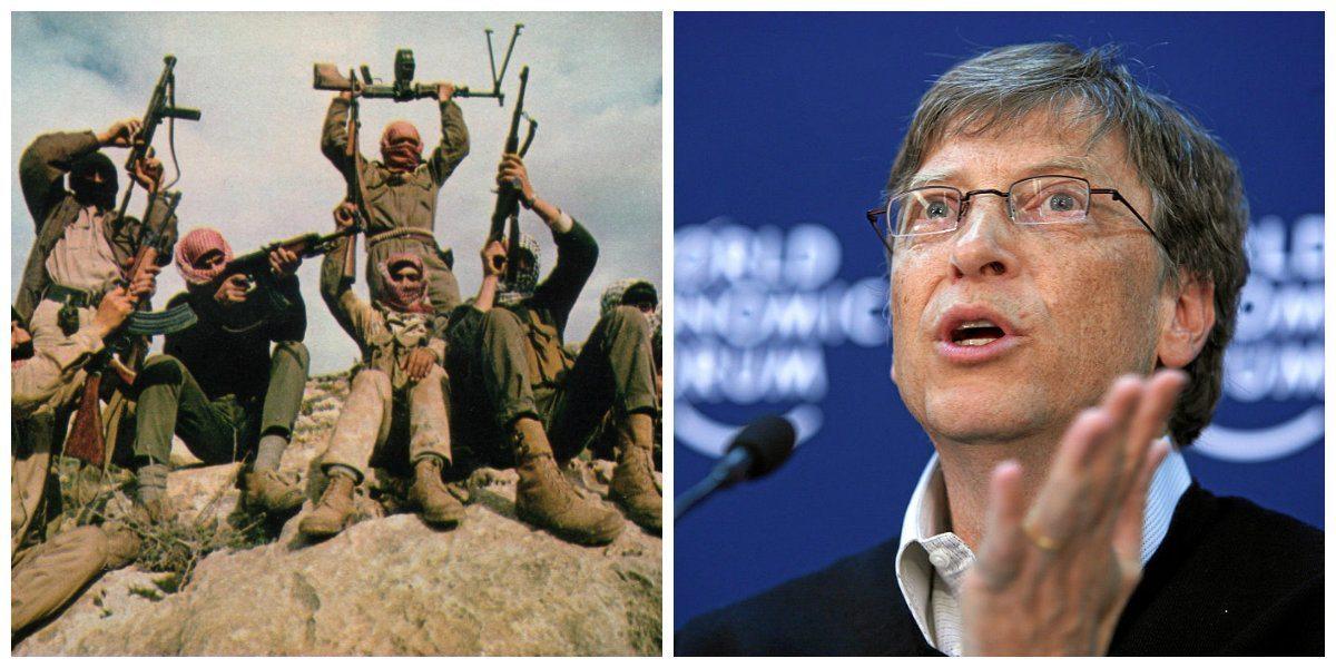 Bill Gates ostrzegł polityków z całego świata przed nową bronią terrorystów