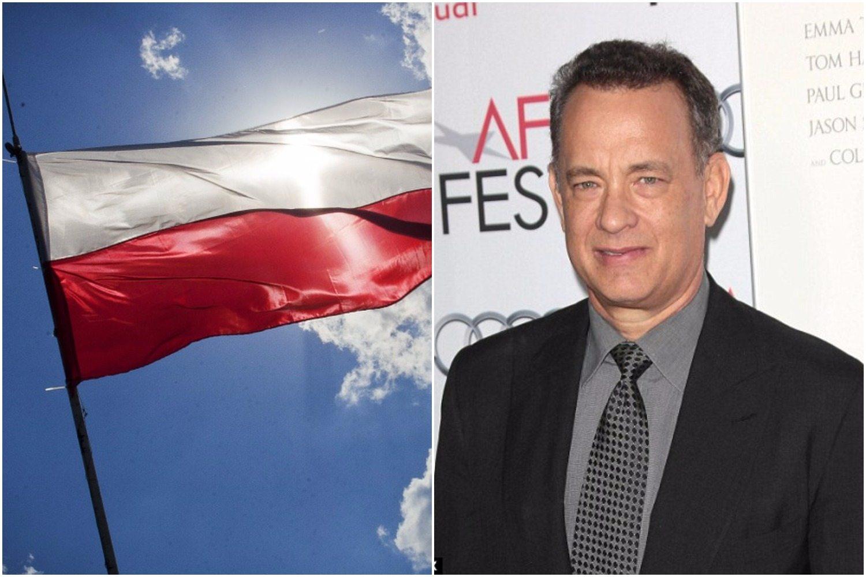 Tom Hanks dowiedział się, że dostanie od Polaków Malucha. Jego reakcja KAPITALNA i wzruszająca
