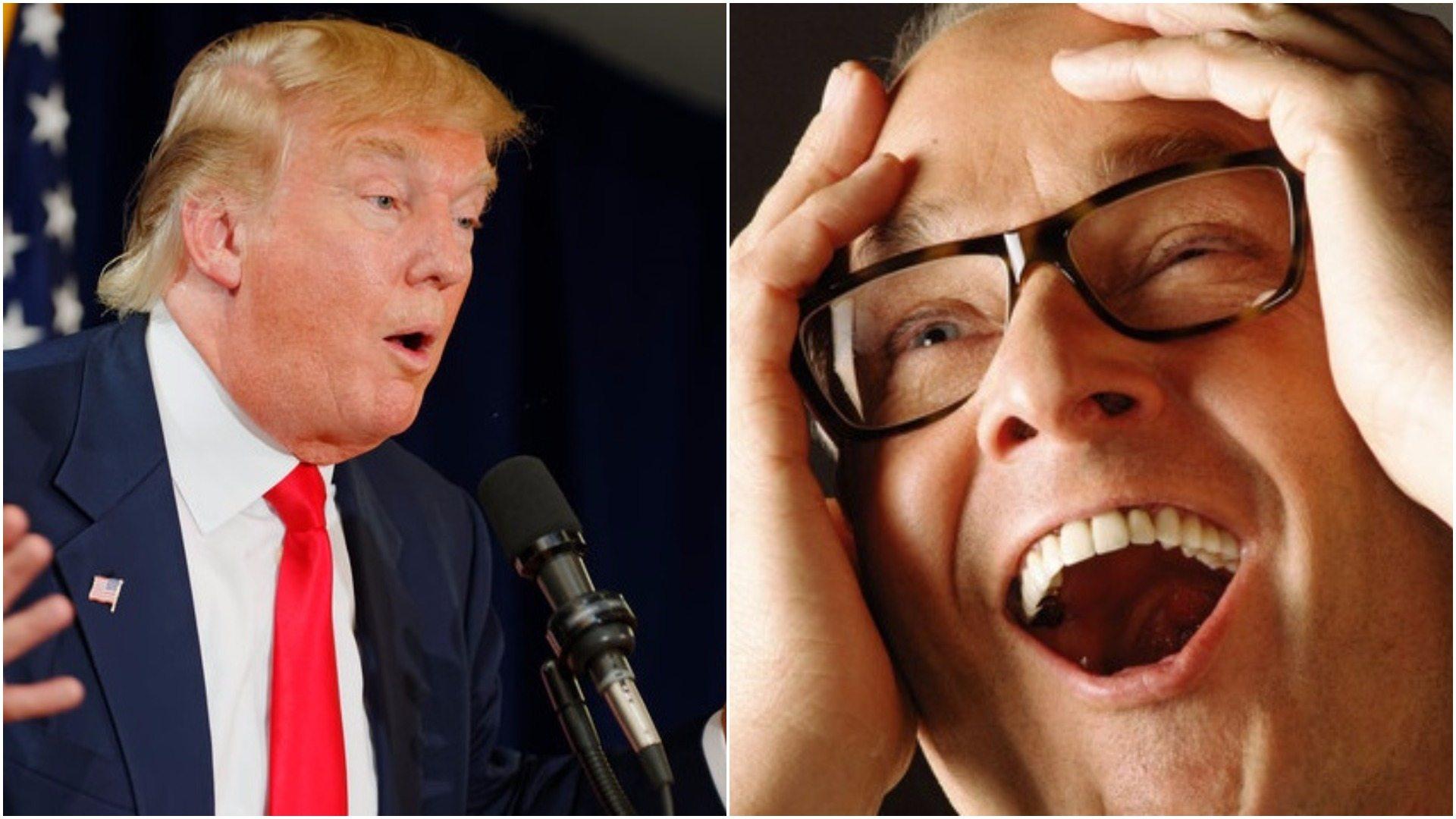 """Trump ostrzega: """"To największy przekręt w historii!"""" Jego przeciwnicy szydzą"""