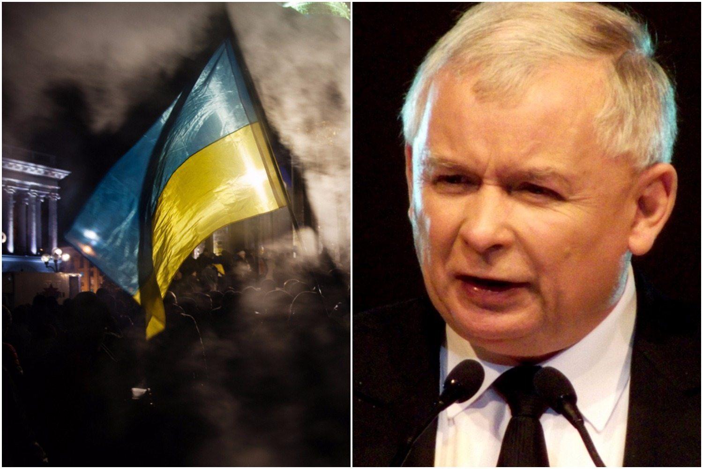 Po raz pierwszy! Kaczyński stawia Ukrainie twarde ultimatum