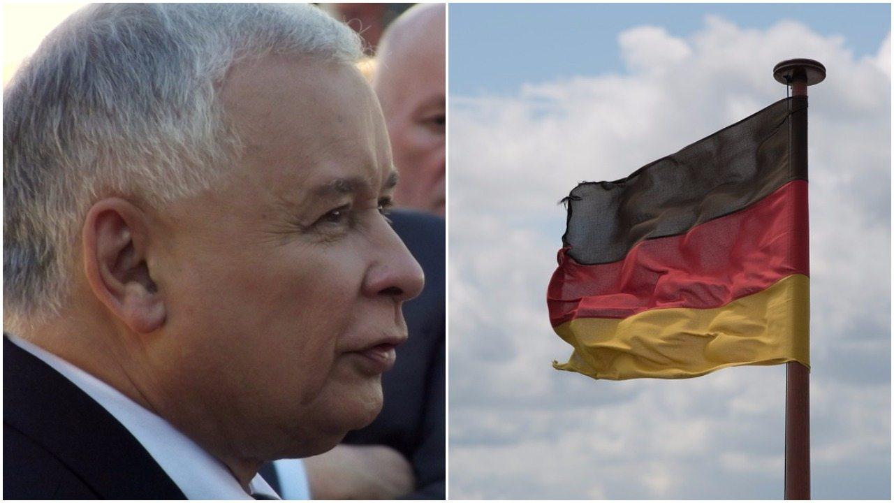 Niemiecki dziennikarz zaatakował Kaczyńskiego. Riposta jednych żenuje, innych zachwyca