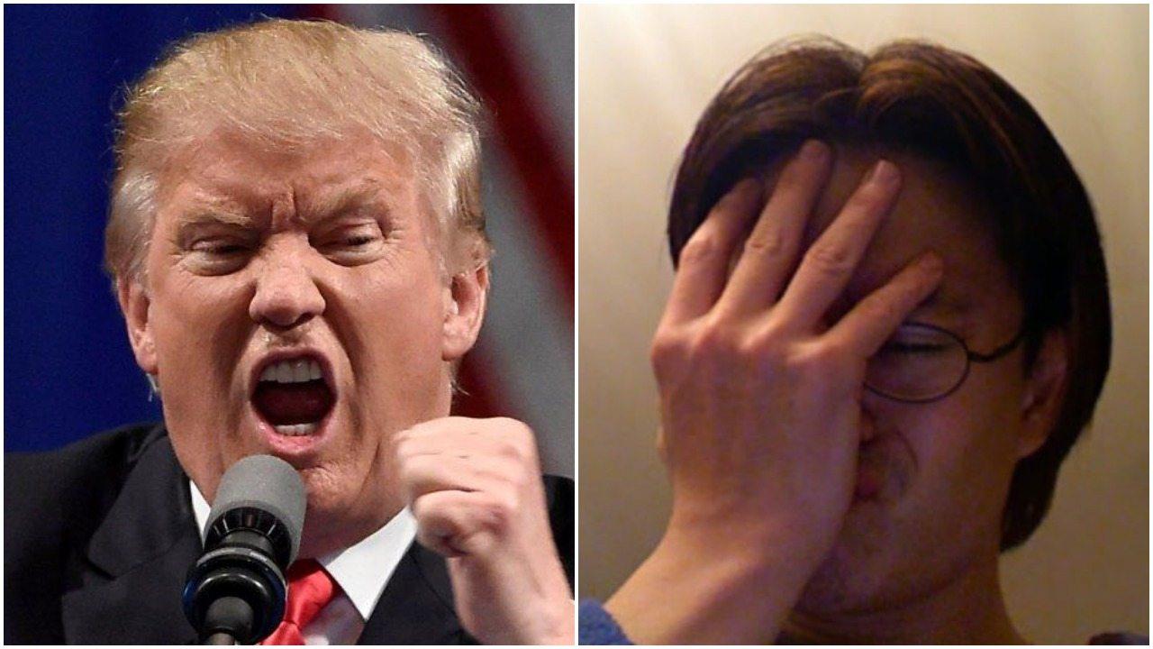 Potężna wpadka mediów. Zamiast zdjęcia Trumpa wstawili… (foto)
