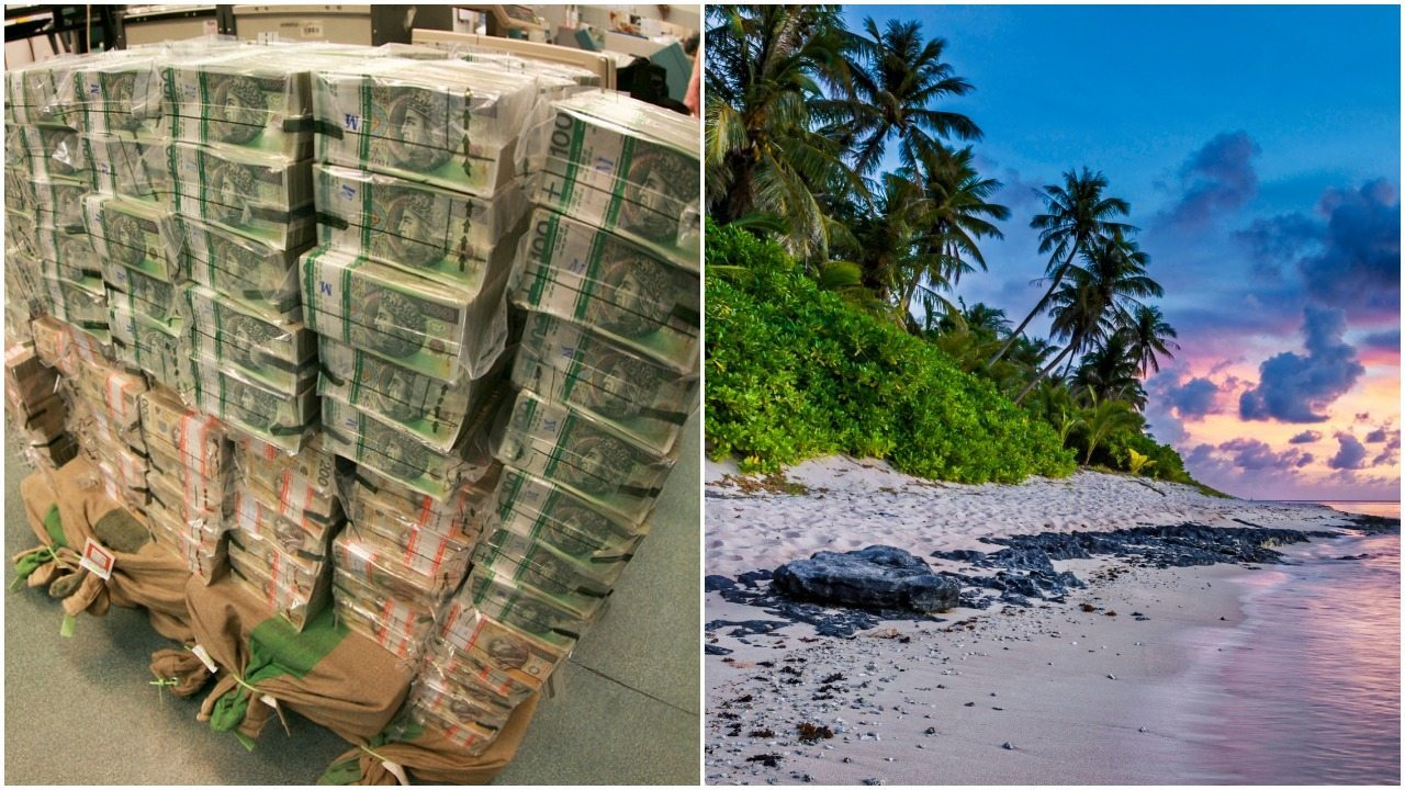 Nielegalne znalezisko na plaży. Warte… ćwierć miliarda