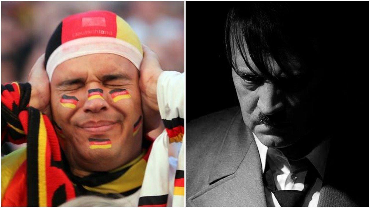 Niemcy nie mogli uwierzyć. Zamiast ich hymnu hitlerowska muzyka