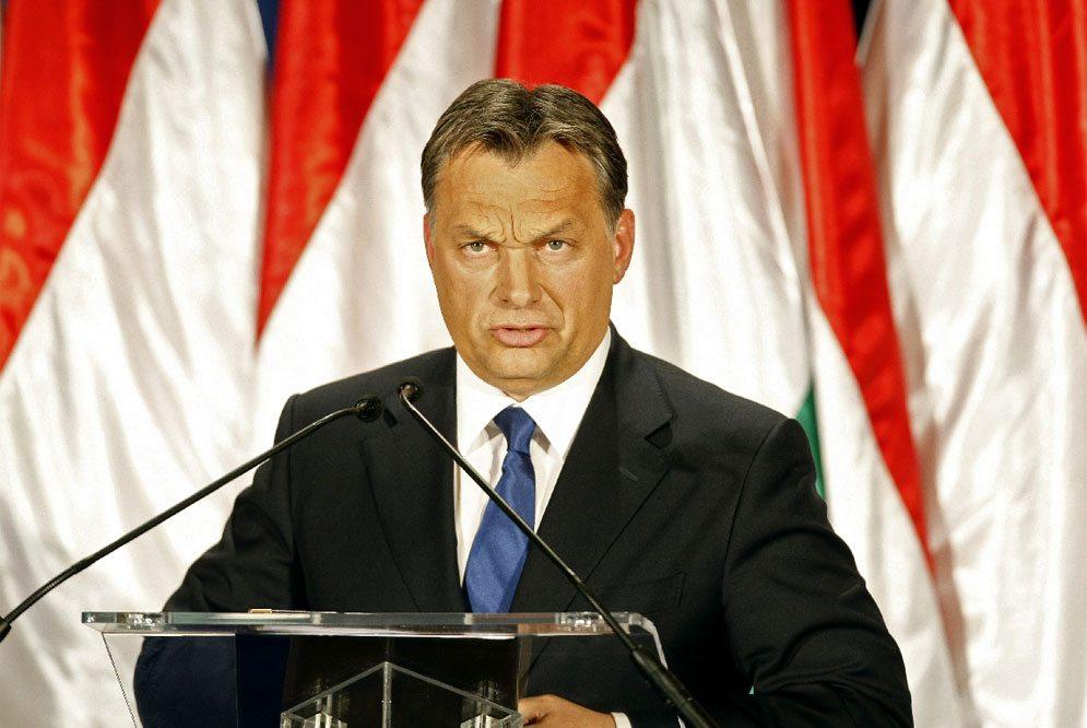 Orban: W tym roku będziemy musieli odeprzeć PIĘĆ CIOSÓW