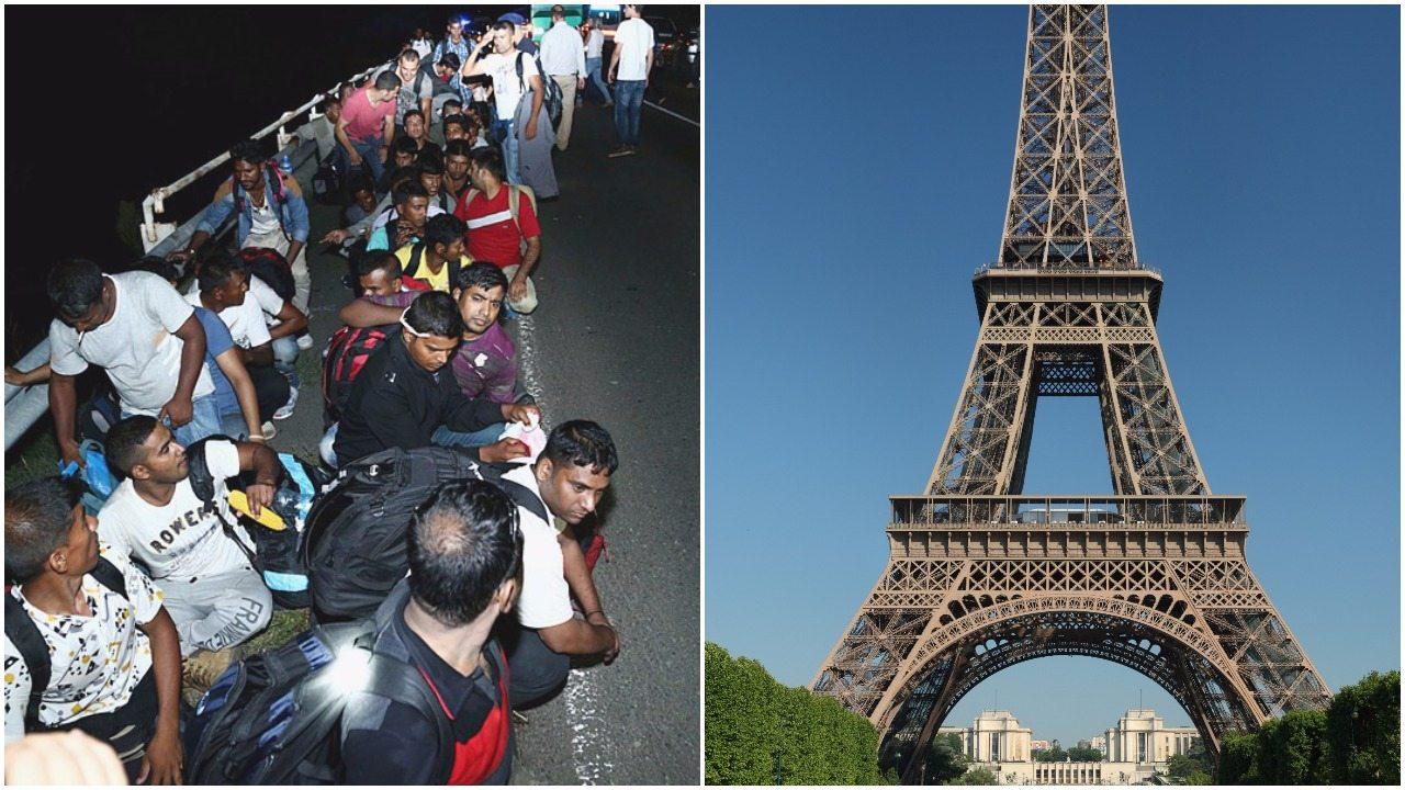 Tak kryzys migracyjny wpływa na turystykę. Francja traci, a zyskują Węgry