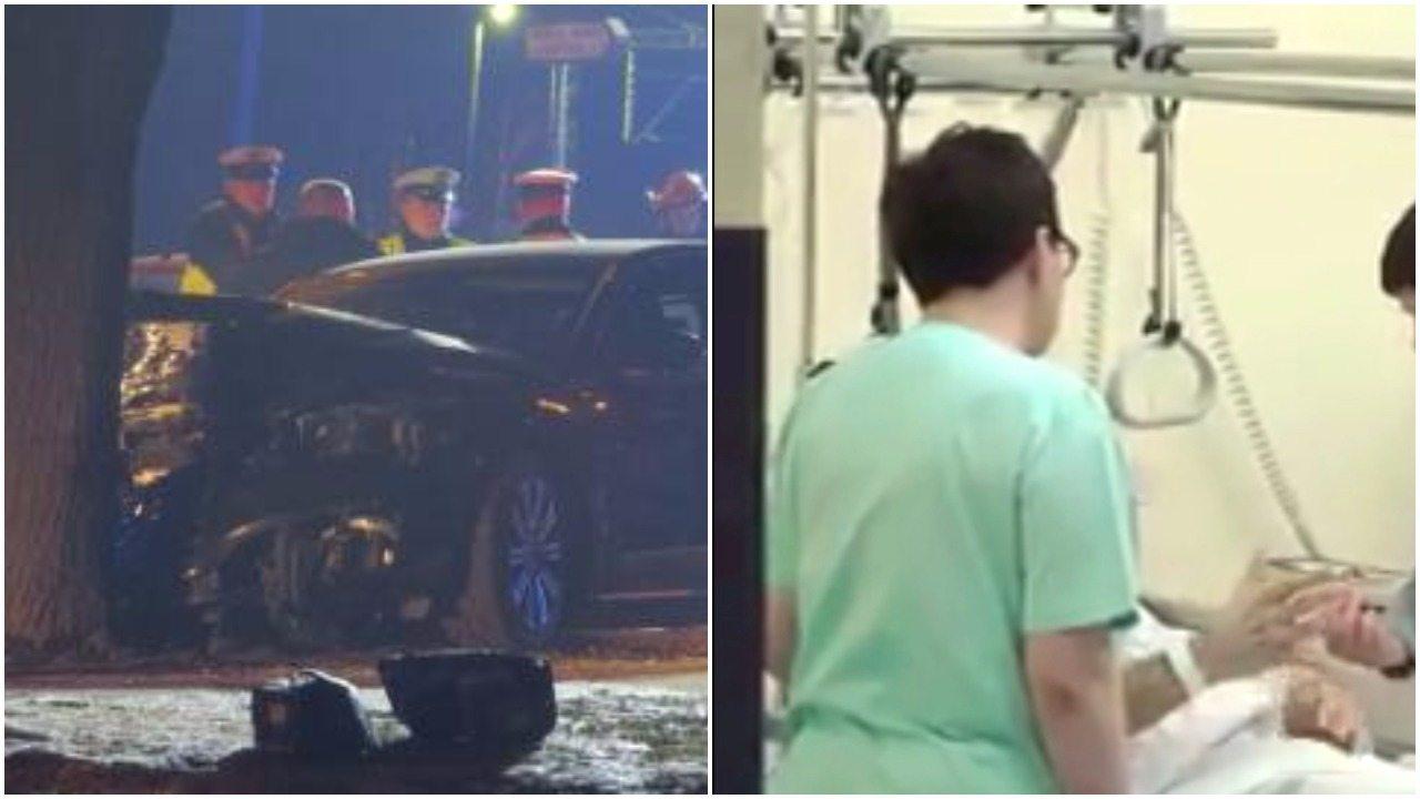 Mamy pierwsze nagranie premier Szydło po wypadku (VIDEO)