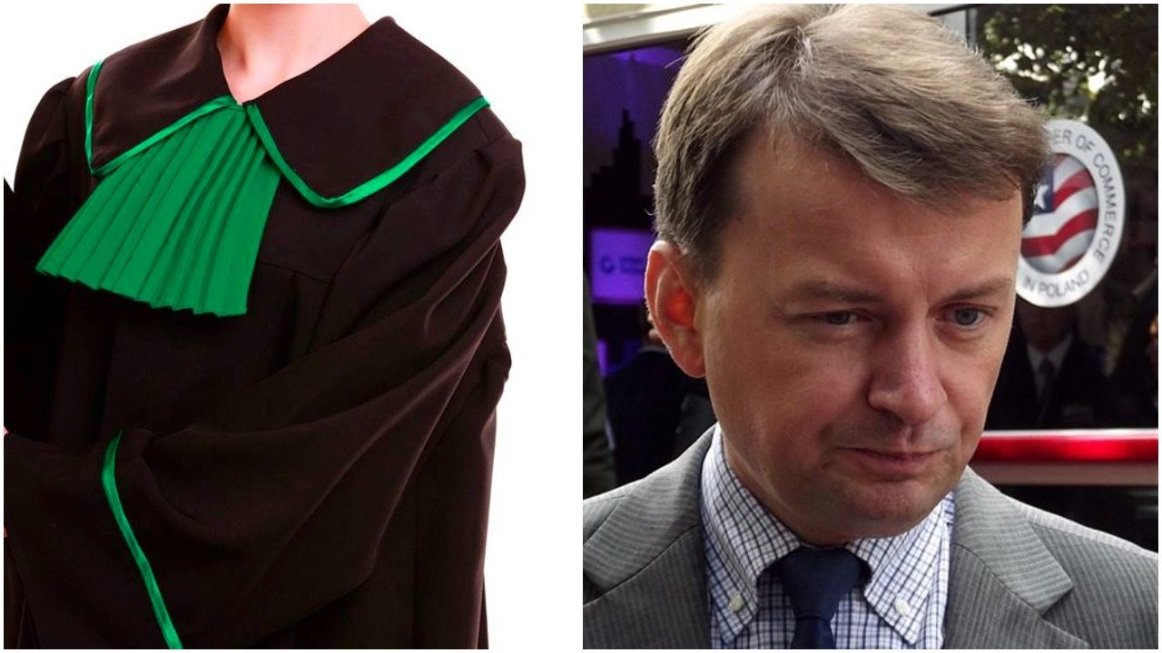 47-letni minister PiS odkrył na czym polega zawód adwokata. Jest oburzony