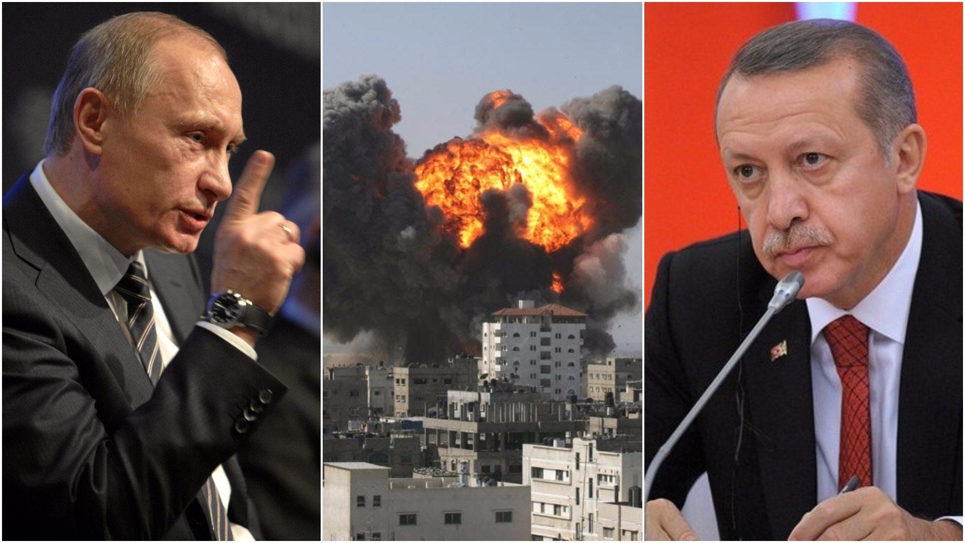 Na krawędzi wojny. Rosja oskarża Turcję ws. zabicia tureckich żołnierzy