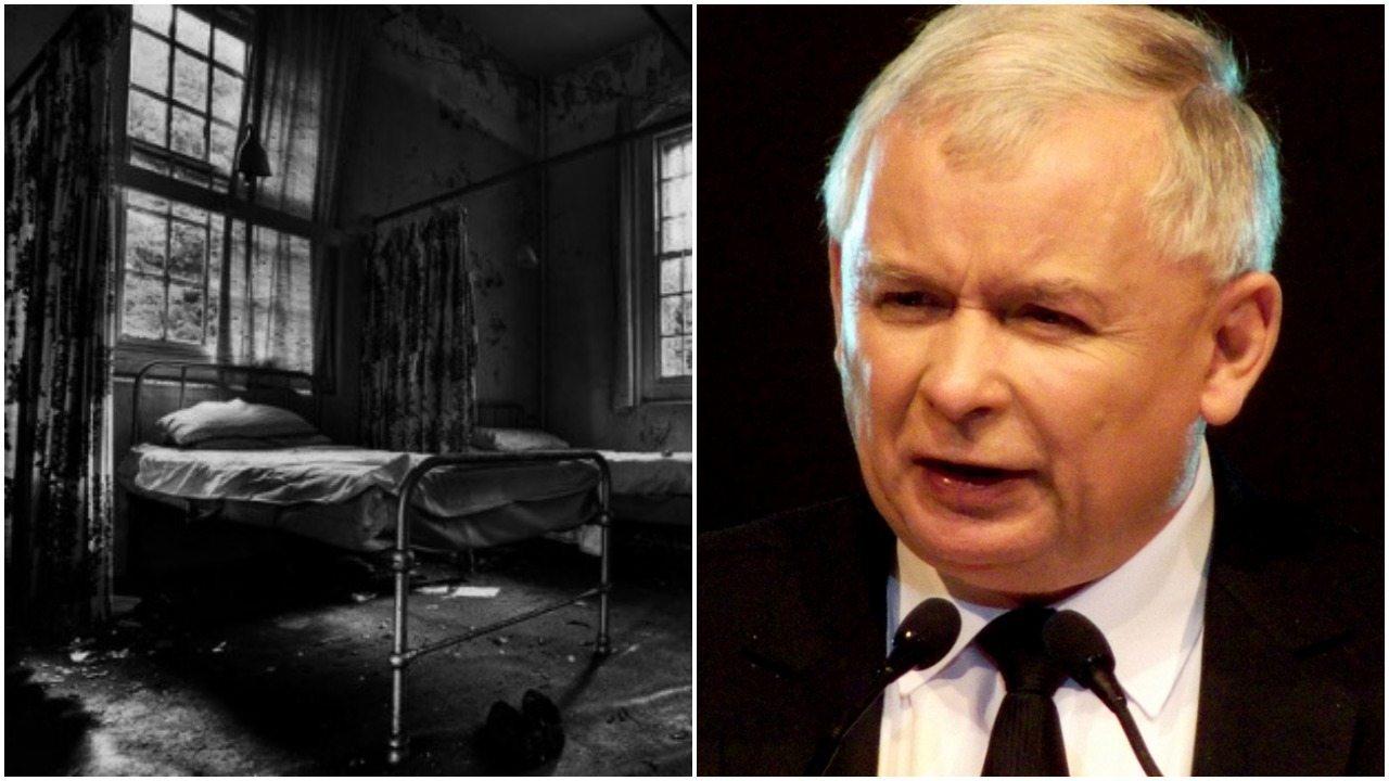 """""""Kaczyński śmiertelnie chory"""". Wróg Kaczyńskiego ujawnia szokujące informacje"""