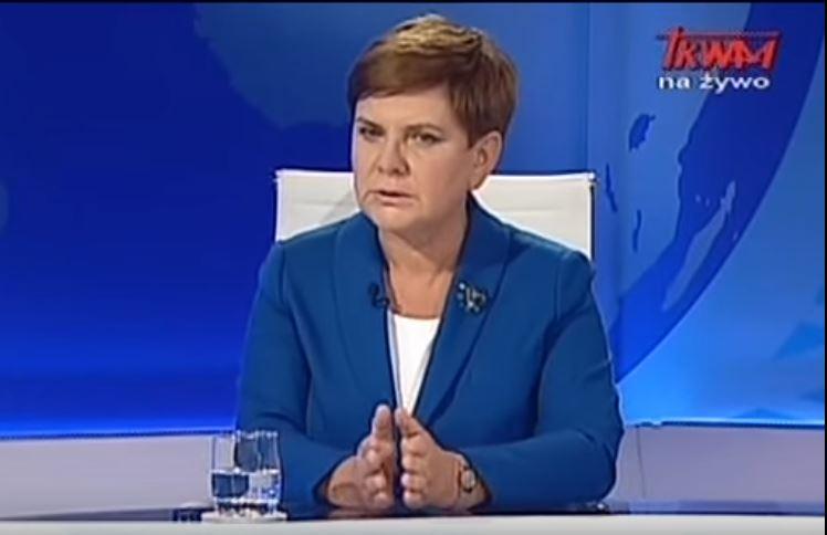 Beata Szydło wreszcie przemówiła. Wiemy co spowodowało największe obrażenia