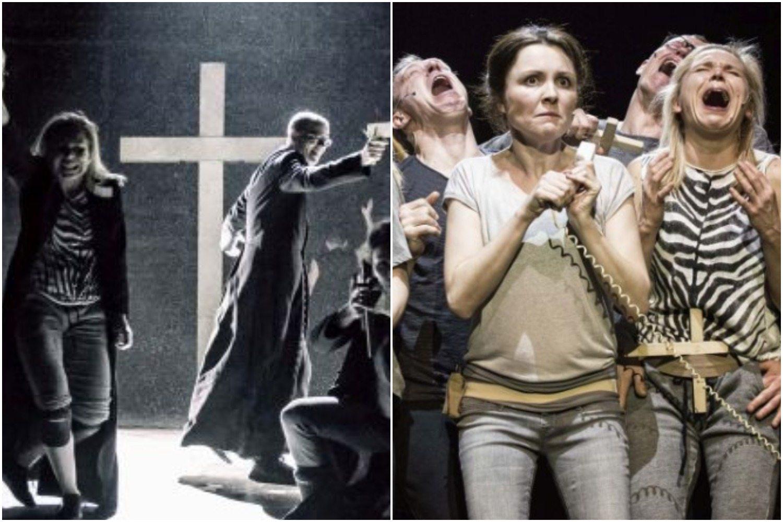 """Teatr broni spektaklu """"Klątwa"""" 7 punktami. Przekonują Was?"""