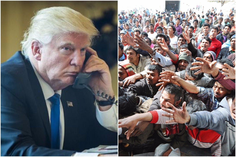 Oto kim jest człowiek, który zablokował Trumpa i antyimigracyjny projekt (zdjęcia)