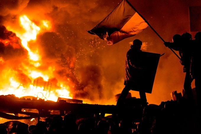 Będzie się działo w Kijowie. Dziennikarze masowo jadą do stolicy