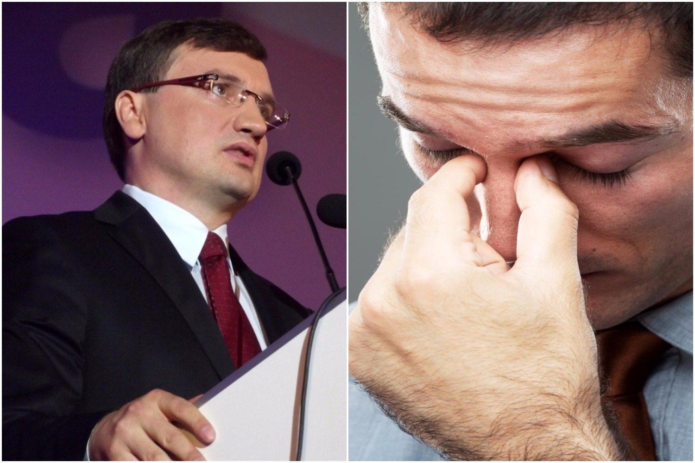 Warszawscy prawnicy w panice po słowach Ziobro