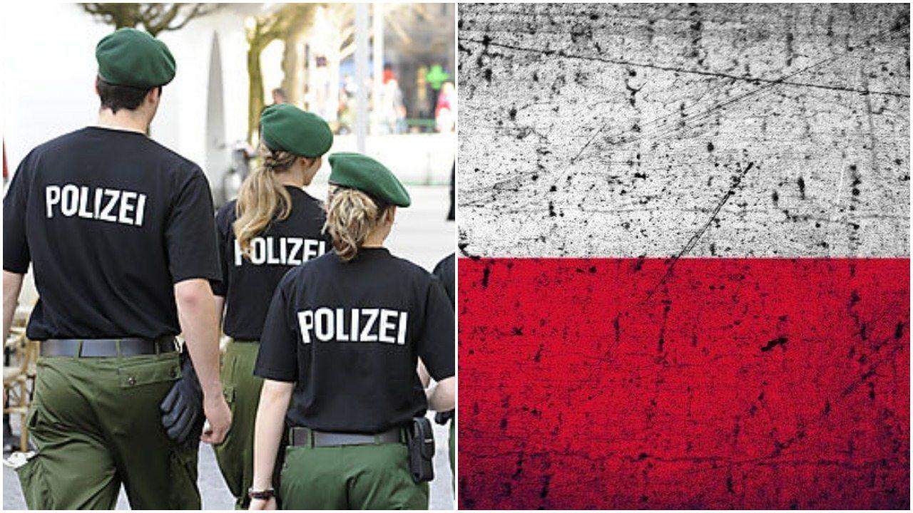Niemiecka policja domaga się zatrudniania Polaków