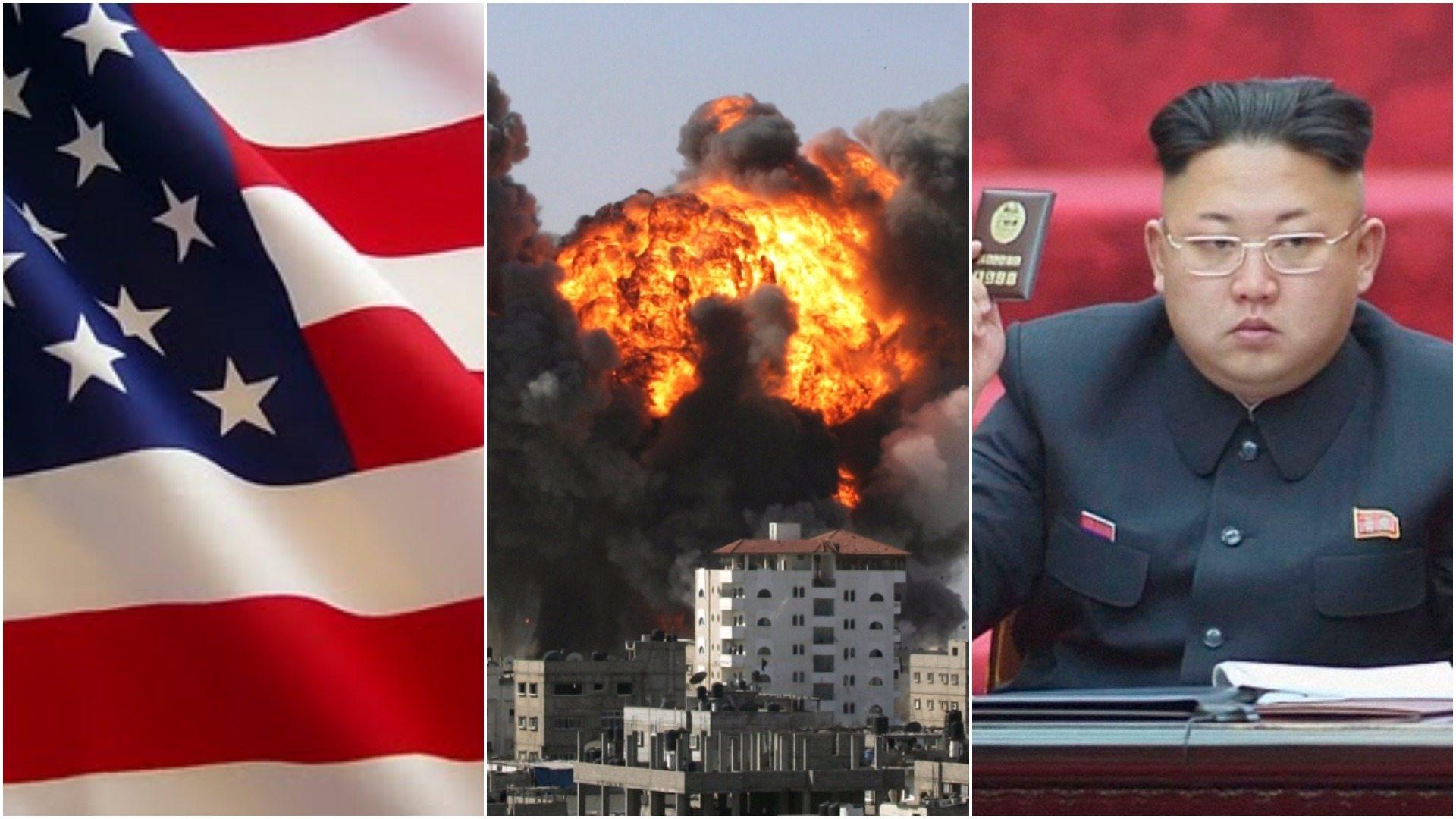 To nie skończy się dobrze. USA przygotowuje się do prewencyjnego ataku na Koreę Północną