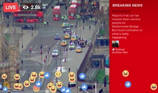 """""""Ofiary śmiertelne w Londynie? Lubię to!"""". Oburzające reakcje muzułmańskich internautów podczas transmisji Al-Jazeery"""