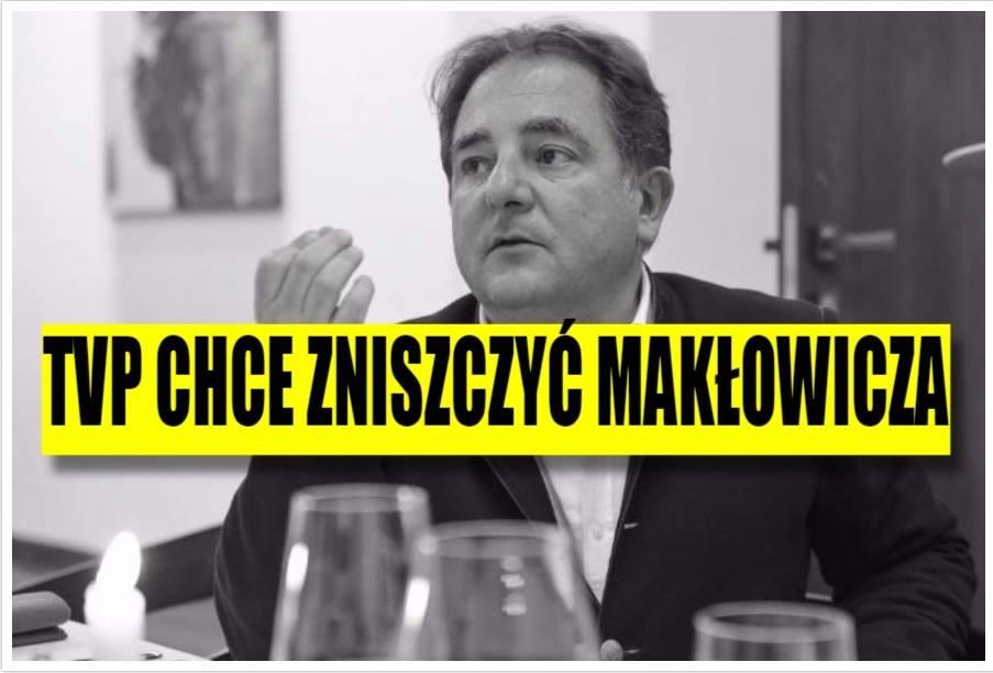 TVP idzie na WOJNĘ totalną z Makłowiczem. Chcą go zniszczyć
