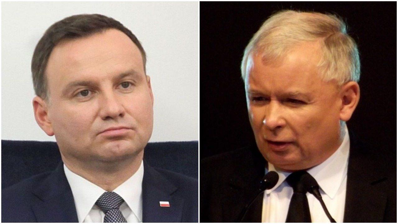 To dlatego Kaczyński czuje niechęć do prezydenta Dudy