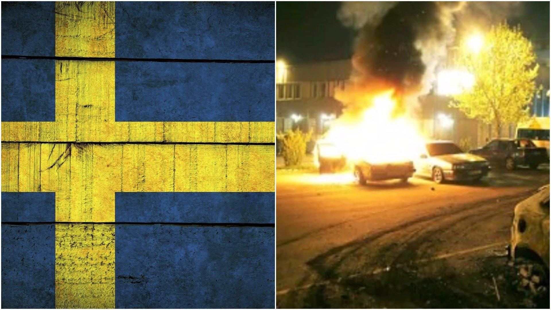 Szwedzi są tak przerażeni, że w dzielnicy imigranckiej boją się...