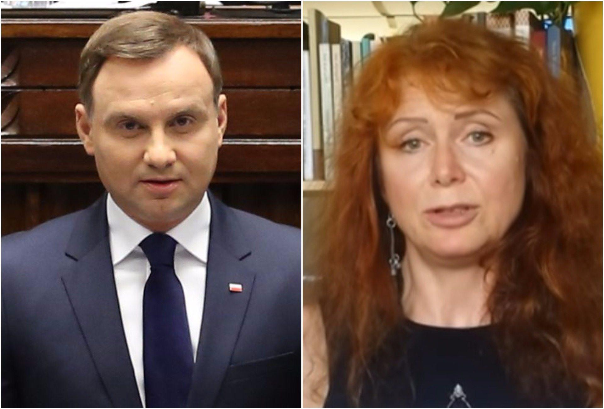 Dziennikarka Polityki: Prezydent Duda został PRZECWELONY
