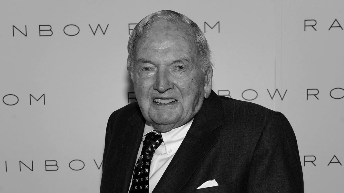 PILNE: Nie żyje legendarny Rockefeller