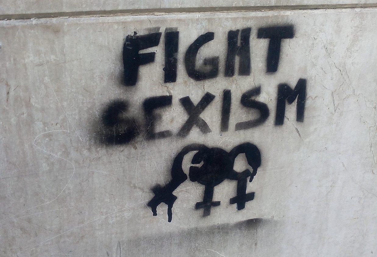 Seksizm szkodzi zdrowiu.. mężczyzn!