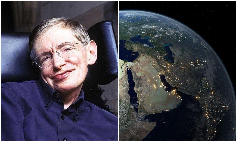 Super! Spełniono największe życiowe marzenie Stephena Hawkinga