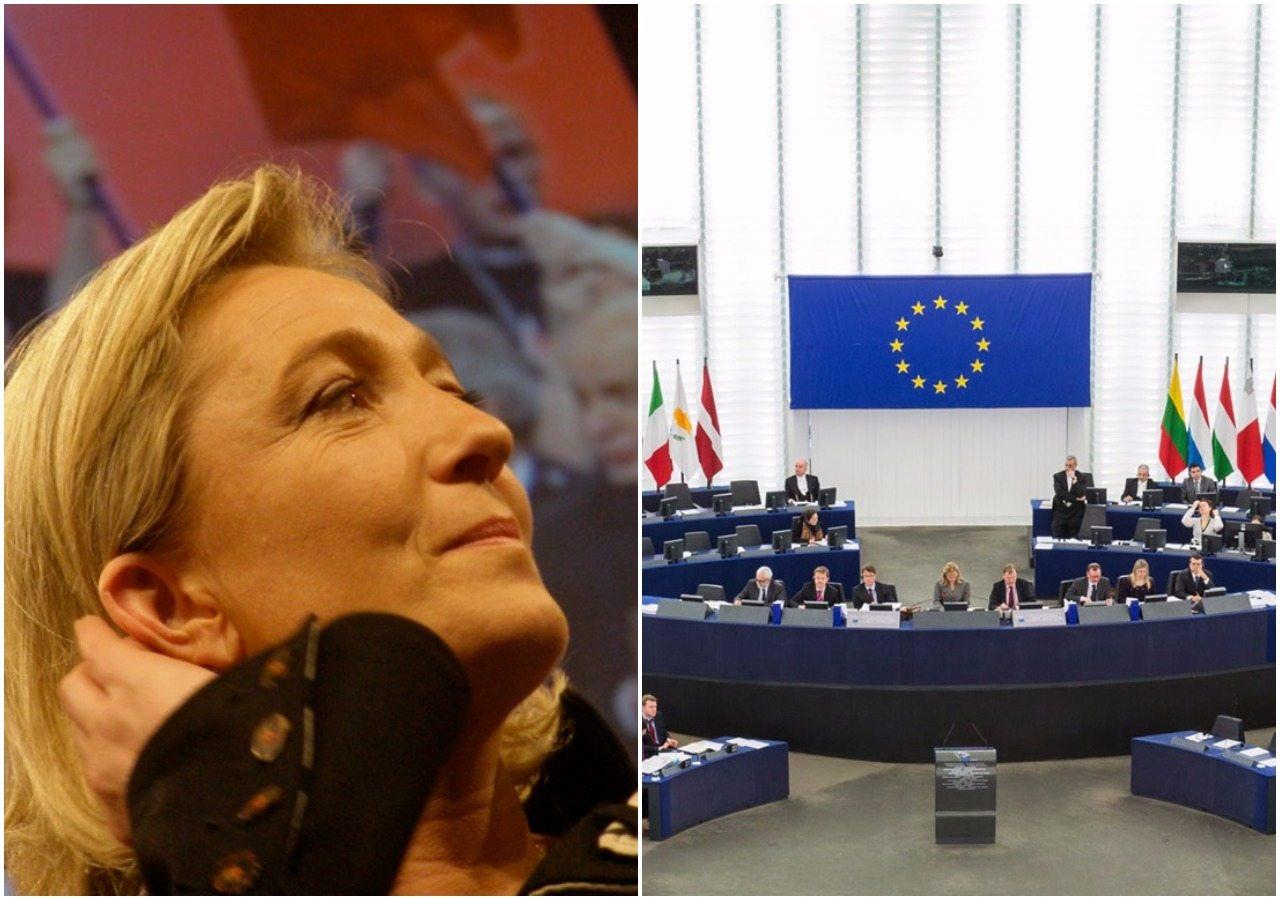Potężny cios w Le Pen tuż przed wyborami. Europarlament pozbawił ją...