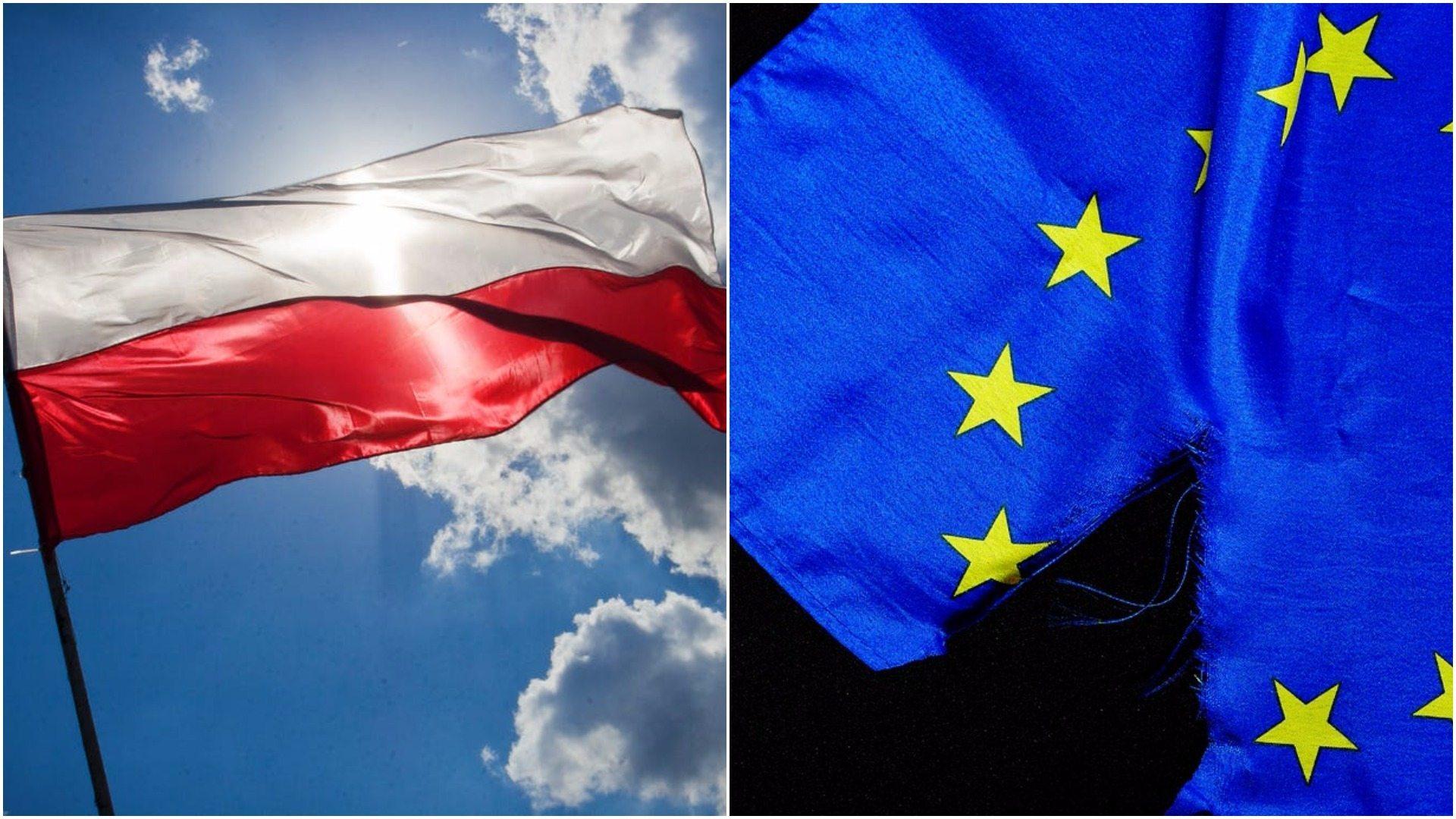 Najpierw Brexit, teraz... POLEXIT. To już się dzieje, głośny głos o wyrzuceniu Polski z Unii