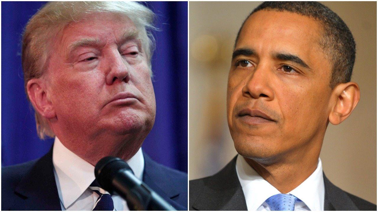 """Trump: """"Obama mnie podsłuchiwał"""". Były prezydent USA przechodzi do kontrataku"""