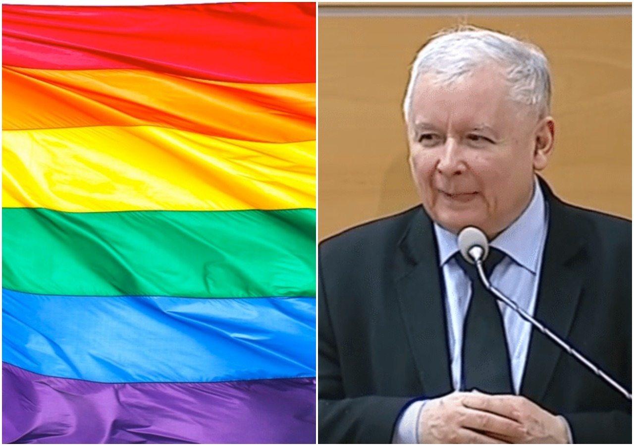 Były prezydent RP potwierdza słowa Biedronia: Kaczyński jest gejem